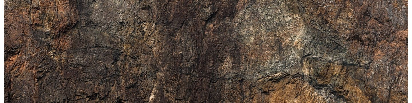 Detailed rock surface